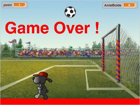 CodeDog spiller bold